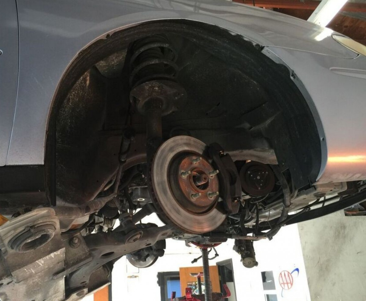 vehicle brake repair